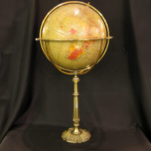 Antique Brass mounted Globe